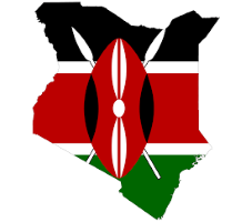 Kenyan medical mission flag