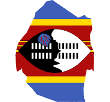 Swaziland medical mission flag